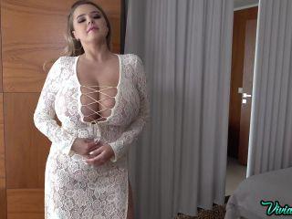 Vivian Blush - Gigantic Breasts To Full Nude 4K