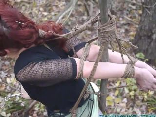 {rin Transported To The Woods And Tree Tied 3 (wmv, , 531.0
