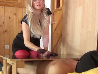 CBT Trample – Alina – I'll lick the Cum out of your Cock until it hurts