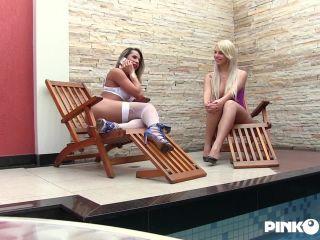Online shemale video Threesome Fun
