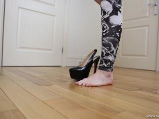 Wankit It Now – Charlie – Foot Fetish  (Parts 1 )
