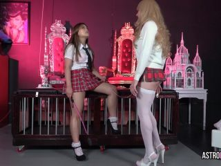 Asian – AstroDomina – DESPERATE FOR A WOMAN'S DICK feat. AstroDomina