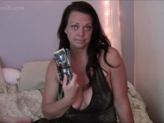 Diane Andrews in You Found Mommies Dirty Pictures