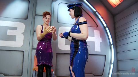 Kink.com- Latex Fetish: Wearing_Care and Feeding