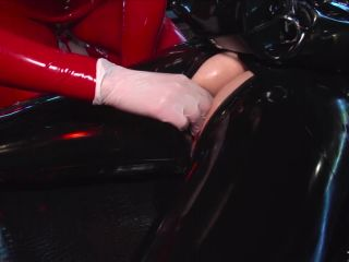 Kates Palace – Alissa Noir – Rubber Whore  Part 2