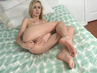 Haley Reed Masturbates