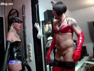 The Strapon Transvestite Slut – LadyKacyKisha