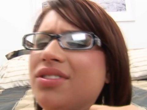 Cum Scene Investigation #2, Scene 1 - Eva Angelina