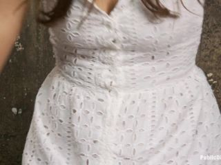 20 Year Old Amateur Bound and Disgraced - Kink  November 1, 2013
