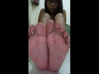 Asian feet bbc joi