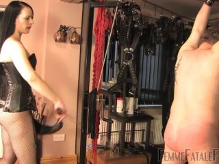 Slapped and Thrashed (Part 2)  29th Aug 2013