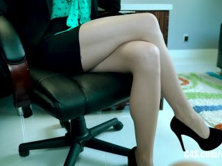 Cory Chase in Cum on my Pantyhose