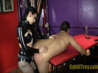 Spitting – Cybill Troy FemDom Anti-Sex League – Fucked Hard & Deep
