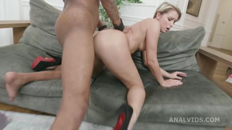 Balls Deep, Kittina Vs Dylan Brown, Balls Deep Anal, Gapes and Swallow GL373 [HD 720P]