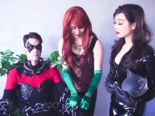 Movie title Poison Ivy mind control hypnosis