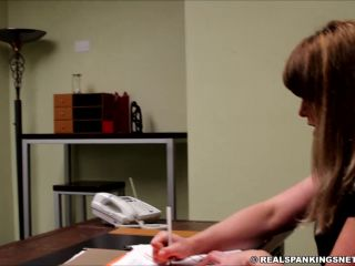 Maya's Tardiness Leads to Spankings Part 2 of 2