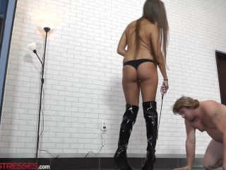 CRUEL MISTRESSES  Punishment without compromise  Starring Mistress Amanda