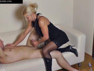CruelHandjobs presents Mistress Zita in Playing