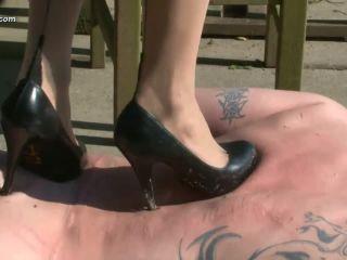 Cruella — Foot domination | boots licking | fetish porn femdom enema