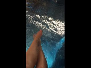 Jacuzzi Foottease