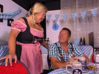 Kim Van Dyke EU 45 - This year at Oktoberfest its's beer, big boob ...