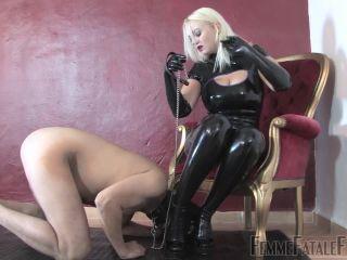 Porn online Femmefatalefilms - Mistress Heather - Latex Love part 1-2 femdom
