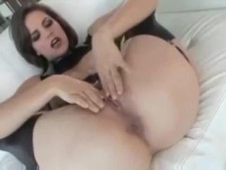 Latex fuck at the pool