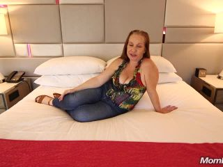 Milly-Natural Tits Redhead Is A True Freak