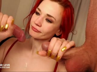 Amateur_redhead_deepthroating_two_cocks_on_cam_with_deepthroat_record_