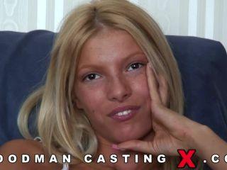 Mercedesz Harris casting X  2012-12-05