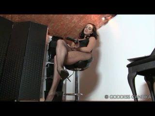 Goddess Candika — The Hunteress — Your Girlfriend Loves Cock