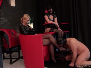 Domina – KinkyMistresses – lady juliette worship and cumshot – Complete Film Starring Lady Juliette