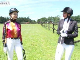 Marina Visconti, Cindy Loarn, Kitana Lure - Riding And Rimming