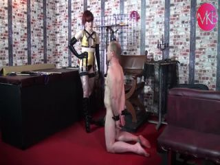 Harsh – Miss Kitty Bliss – Keeping Toys In Order