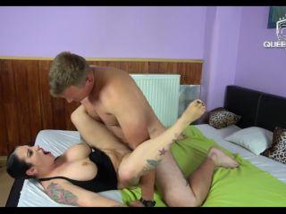 QueenP@ris - Perverse Sperma Wette! Unfassbar was hier passiert!