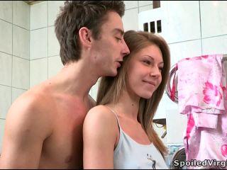 Russian Teen - Anjelica all sex, teen, , HDRip