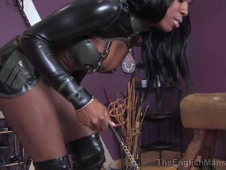 Canes – The English Mansion – Punished By Mistress Kiana – Part 3 – Mistress Kiana