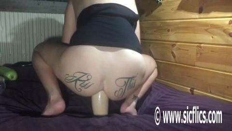 Lily - Lilys extreme anal ruination (720p)