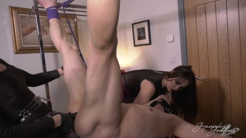 Goddess Gynarch - Pinned In Place [FullHD 1080P]