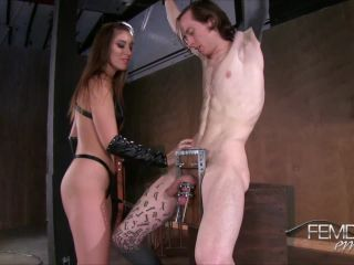 Porn online Femdomempire - Rilynn Rae - Electrocution Perdicament femdom