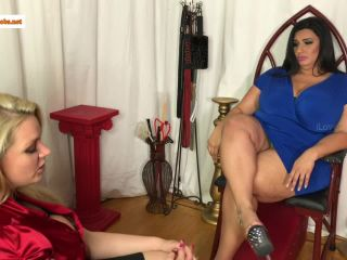 Shylar Hart, Sofia Rose - BBw Lesbian - iLoveSofiaRose -