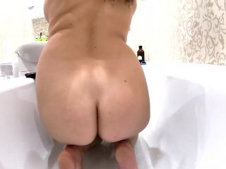 janet - Dirty Bath Enema [FullHD 1080P] - Screenshot 5