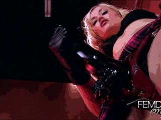 Femdom - Ash Hollywood - Fucked like a PUSSY - Worship, Mistress