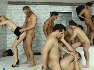 Bi Sex Party 31 - Scene 4