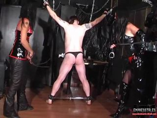 Flogging – WOMEN OVER men – Whip Cracking Tale Starring Dominatrix Dinah & Lady Mysti