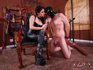 Porn online [Femdom 2018] ClubDom – Miss Roper'S Dungeon Slave – Whipped [Whipping, Boots, Whipped, Whip, CBT, Smoking, Cigarette, Smoke] femdom