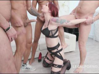 Violet Monroe – (LegalPorno) – Manhandle, Rough, Balls Deep Anal, DAP, TP, Domination, Cum Swallow GIO994, 5on1, 544p, 2019 | stockings | gangbang