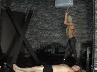 Slave got trampled