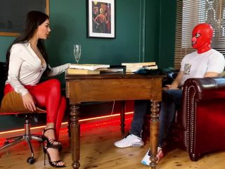 Evil Therapist-Fantasy And Foot Domination (720 HD)