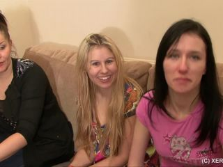 DESCRIPTION In this fantastic 3 girl interview, Peter sits down with ...